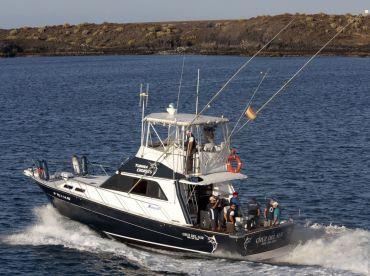 Tonina Cruises Fishing Trips