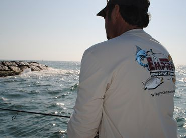 Fishing the Port OConnor Jetties