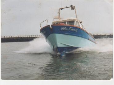 Blue Thunder Fishing & Boat Hire