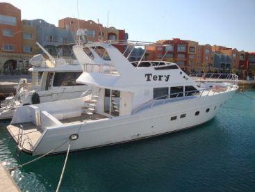 Hurghada Boat Charters - Tery