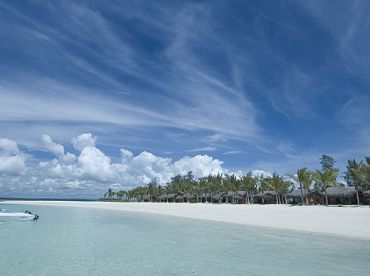 You will be sailing to untouched beaches on the Quirimbas archipelago