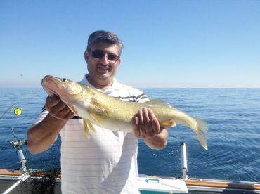 Lake Erie Walleye Charters