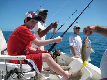 Born Free Fishing Charters - Born Free IV