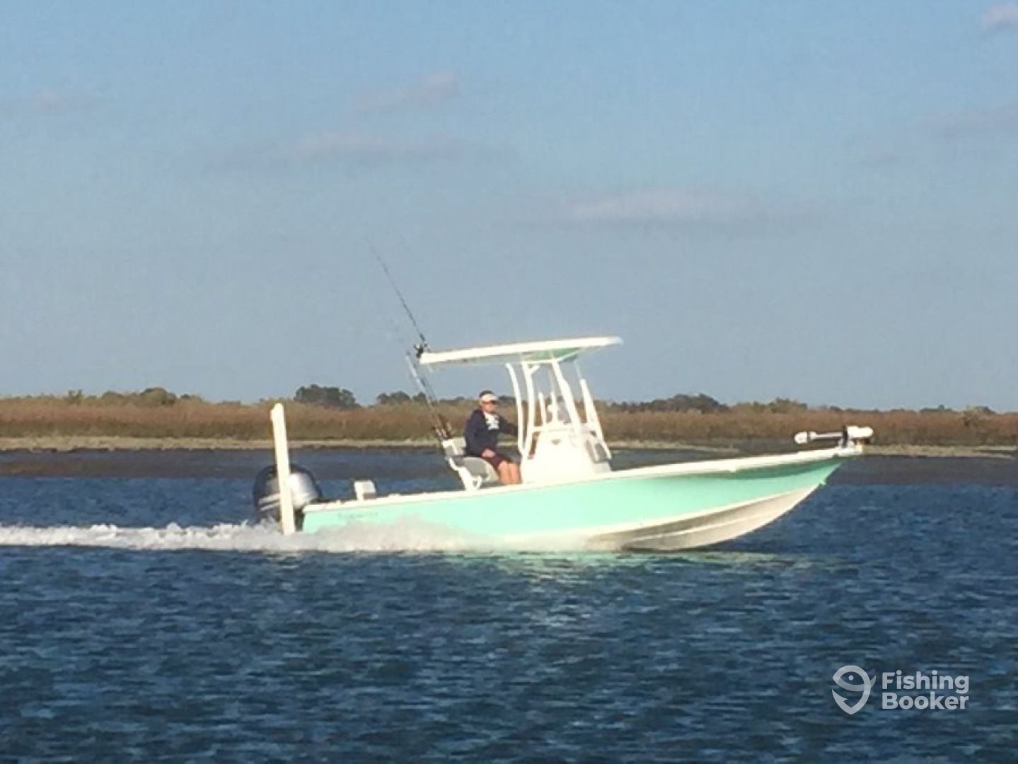 Tidewater fishing charters st augustine fl fishingbooker for St augustine fishing charters