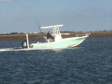Tidewater Fishing Charters, St Augustine
