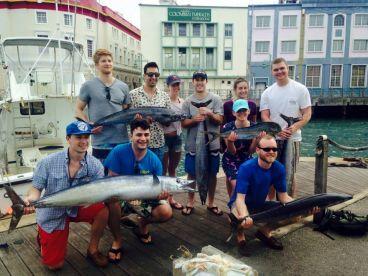 IOU Fishing Charters - Shooter