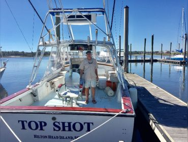 Top Shot Sport Fishing Hilton Head