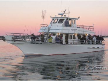 The Angler Fleet - Angler III, Port Washington