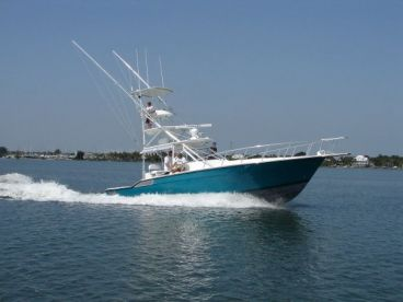 Off the Grid Fishing Charters