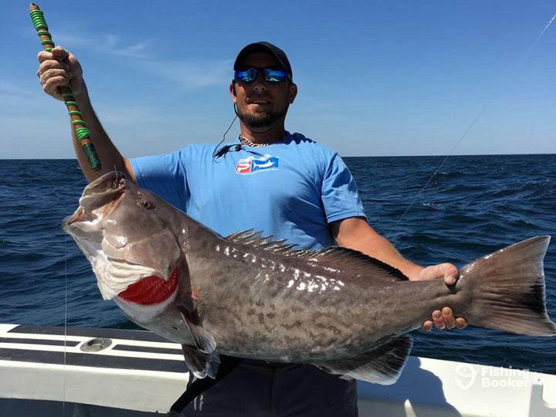 One of a kind charter fishing destin fl fishingbooker for Destin fishing guides