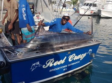 Reel Crazy Charters, St Michael