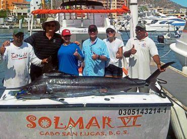 Solmar VI Sportfishing- 31 ft Boat