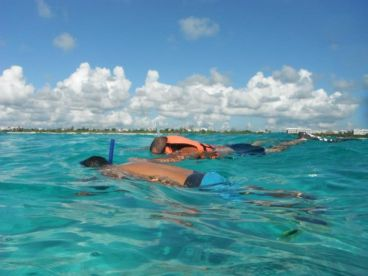 Refresh and enjoy the reefs in the Mayan Riviera