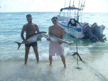 Playa del Carmen fishing tours.