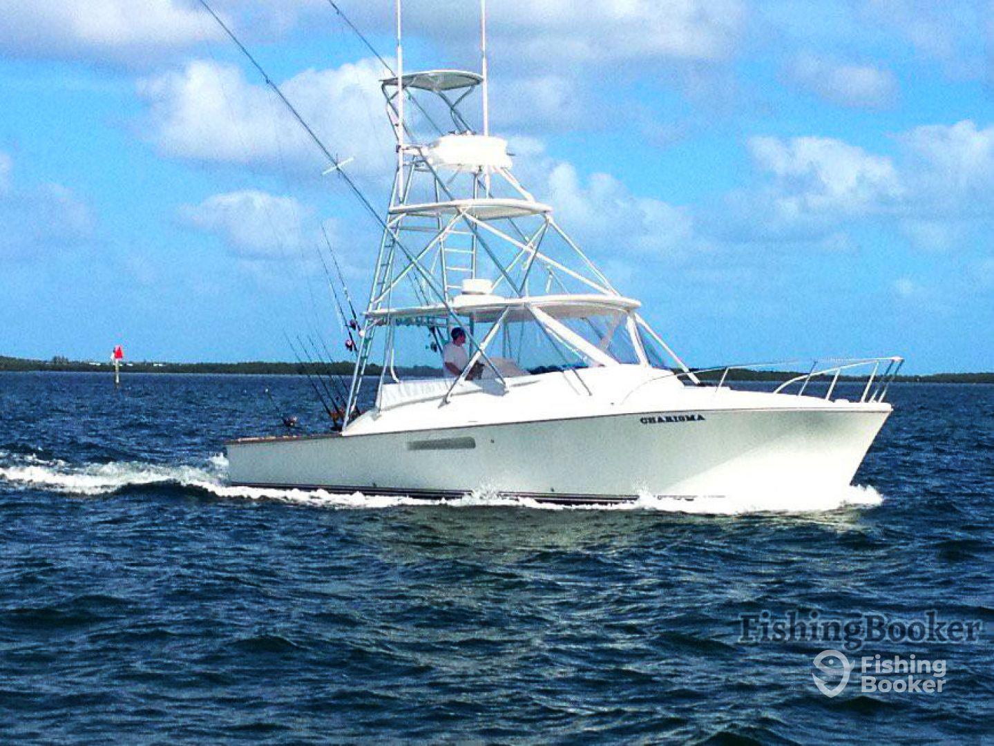 Charisma sportfishing key largo fl fishingbooker for Key largo fishing charters