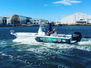 Inshore Society - Tidewater Boat