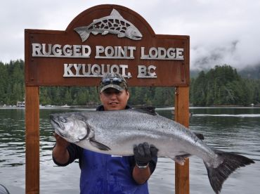 Rugged Point Lodge , Kyuquot