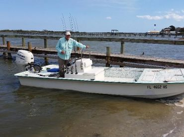 Capt. Neal Goodrich- Fishing Frenzy