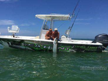 Tarpon Tamer Fishing Charters