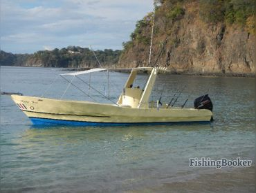Needle Fish Sportfishing - 29' Boat, La Cruz