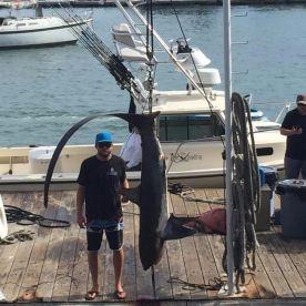 Shark Fishing Trip Targeting Thresher Shark