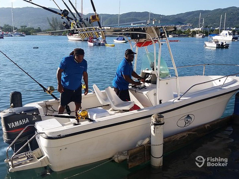 Island reef ventures montego bay jamaica fishingbooker for Jamaica fishing charters