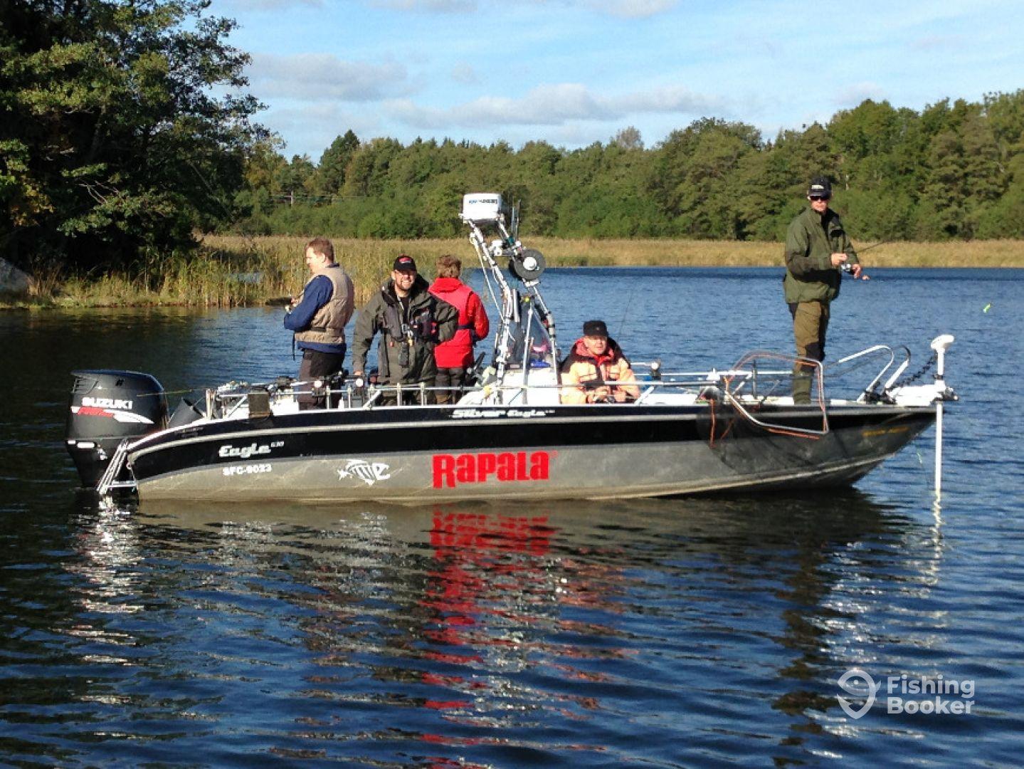 Swedish Fishguiding Tours