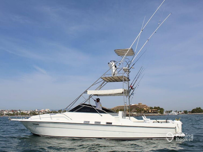 Nuevo Vallarta Fishing – Sea Ray