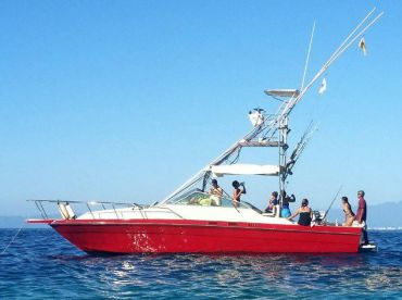 Nuevo Vallarta Fishing – Sea Ray