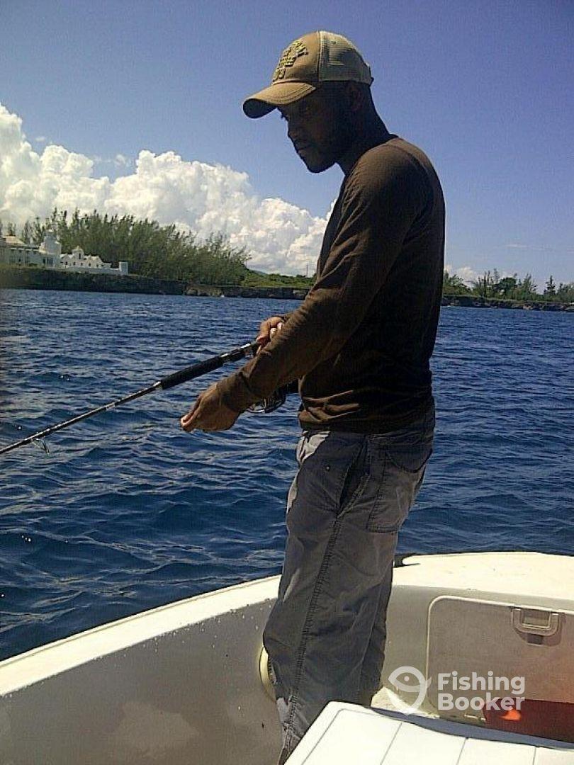 Irie vibes portland jamaica fishingbooker for Jamaica fishing charters