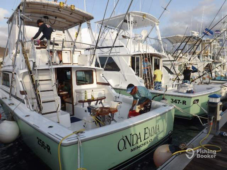 La Onda Fishing Charters - 33' Emma