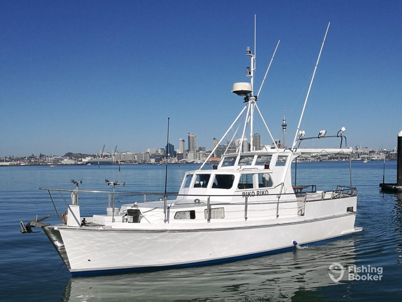 Riko Boat Charters - Riko Riko