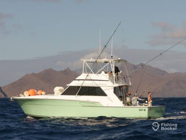 La Onda Fishing - 46' Andromeda