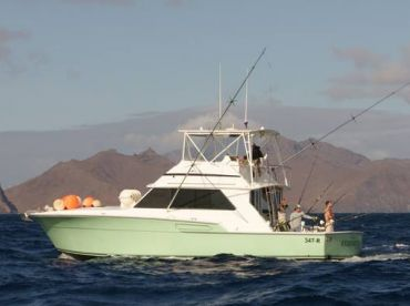 La Onda Fishing - 46' Andromeda