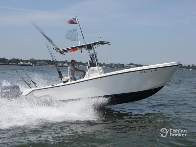 Salt addict fishing charters bridgeport ct fishingbooker for Ct fishing charters
