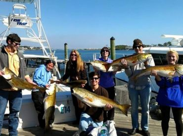 Capt. Mike Peek's Inshore Fishing