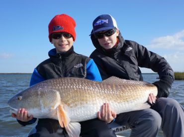 Louisiana Flats Fishing, St Bernard
