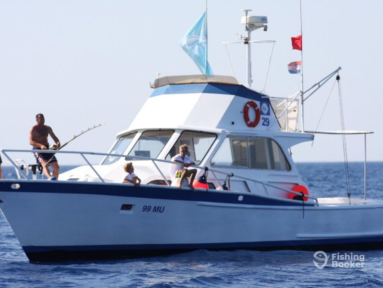 Angelboot mieten Split
