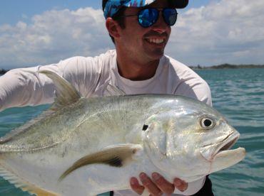 Monster fish at San Juan Puerto Rico