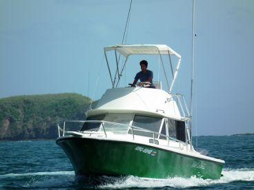 Dream Fishing Papagayo, Liberia