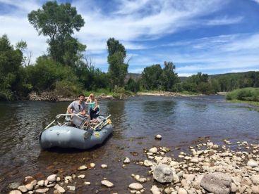 Gone Fishing Colorado, Basalt