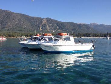 Tahoe Sport Fishing, South Lake Tahoe