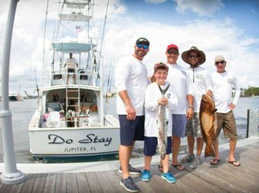 Do Stay Sportfishing Charters, West Palm Beach