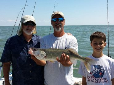 Stray Cat Charter Fishing, La Salle
