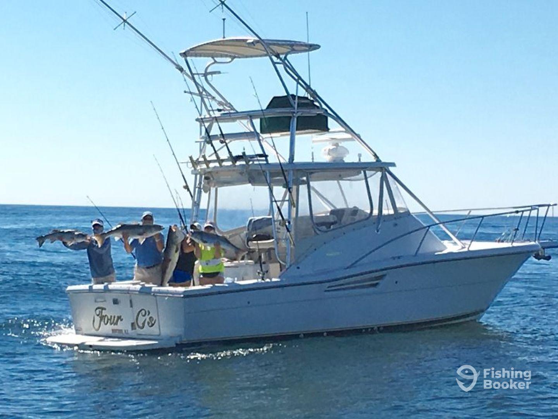 I Just Found Four C S Montauk Sport Fishing On Fishingbooker