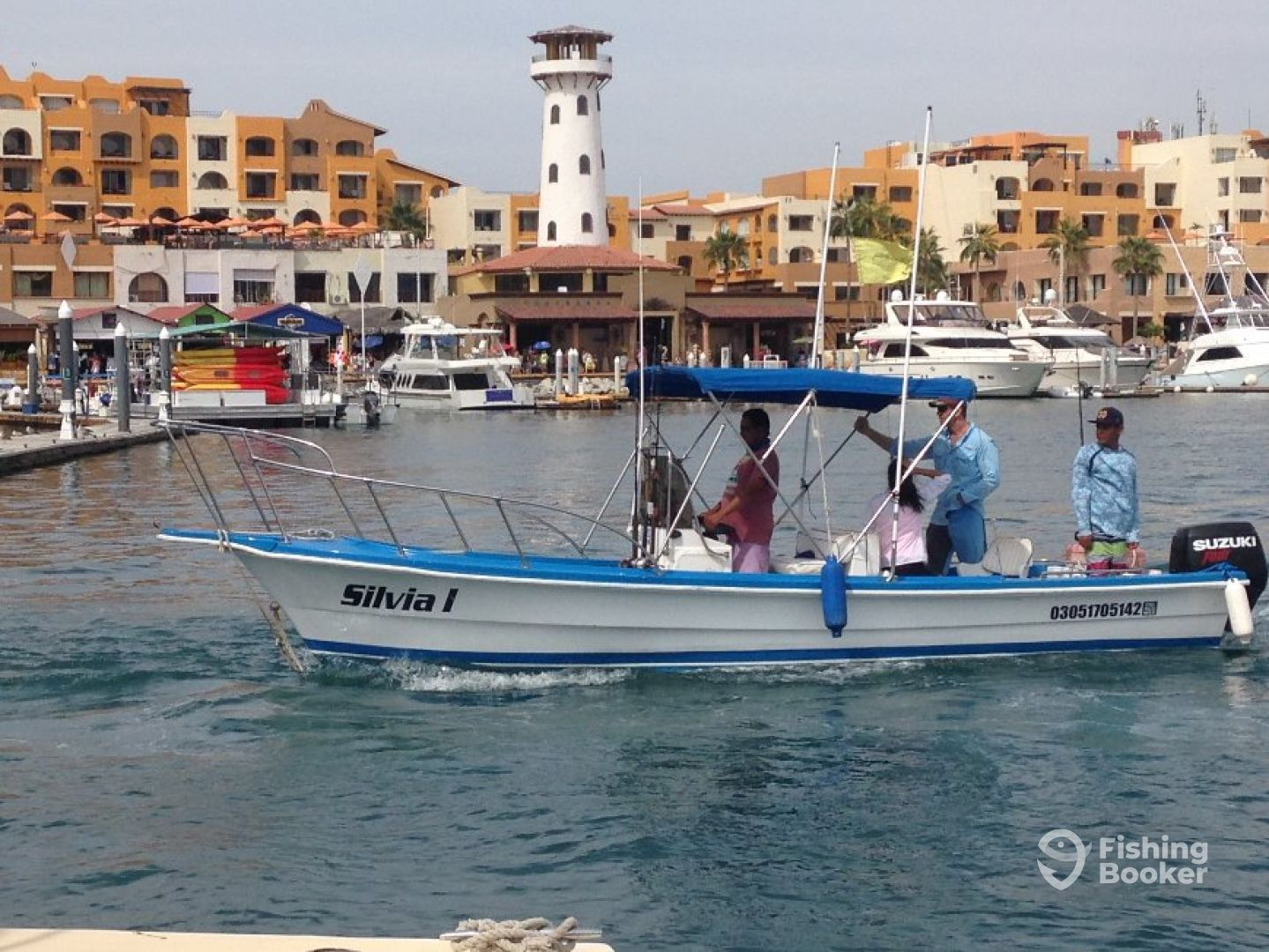 Charly fleet super panga cabo san lucas mexico for Cabo san lucas fishing charters prices