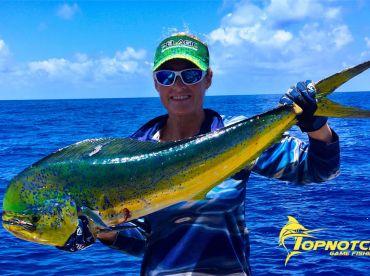 Mahi Mahi | Light Tackle Fishing | Whitsundays