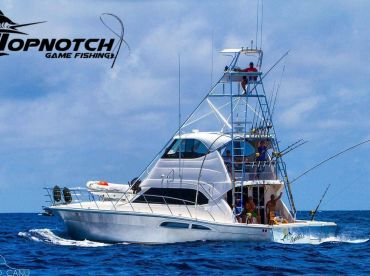 Heavy Tackle Fishing Charters | Cairns | Australia