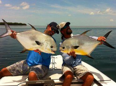 Flats Hunter Charters, Big Pine Key