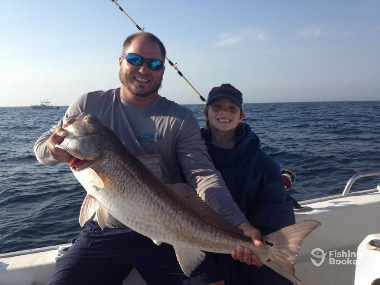 Salty fish coastal outfitters fort walton beach fl for Fort walton beach fishing charters